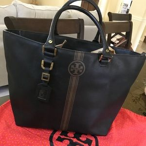 🔥HOT🔥 Brand New Tory Burch Leather Tote Bag